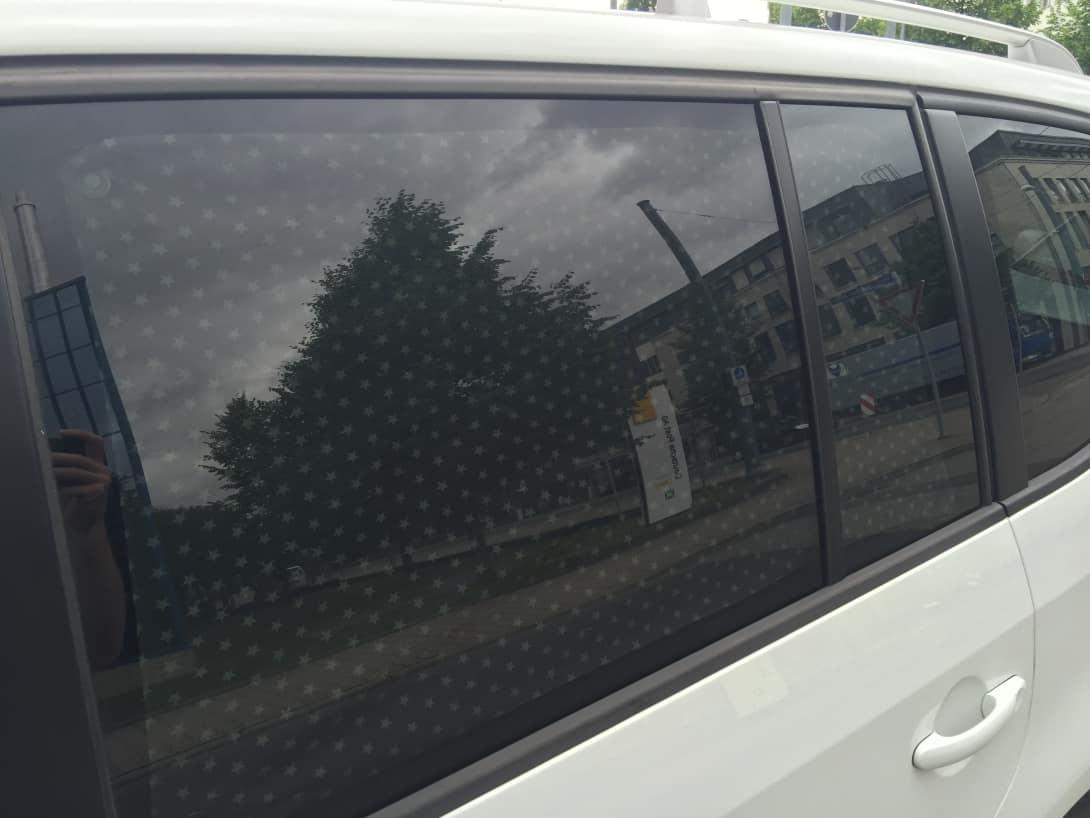 Tutorial: Sonnenschutz fürs Auto nähen