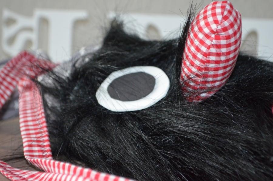 TUTORIAL: Monster Schultüte nähen - Bild 5 | textilsucht.de