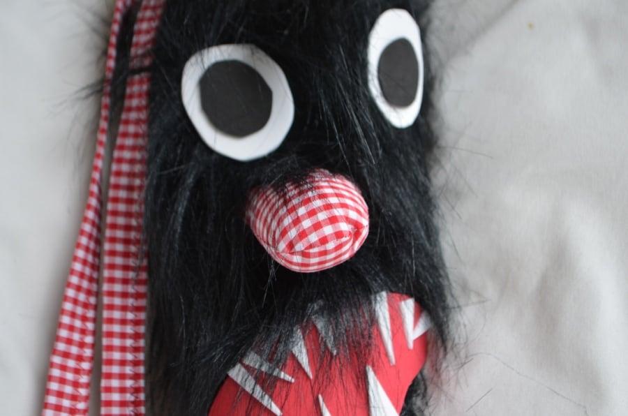 TUTORIAL: Monster Schultüte nähen - Bild 3 | textilsucht.de