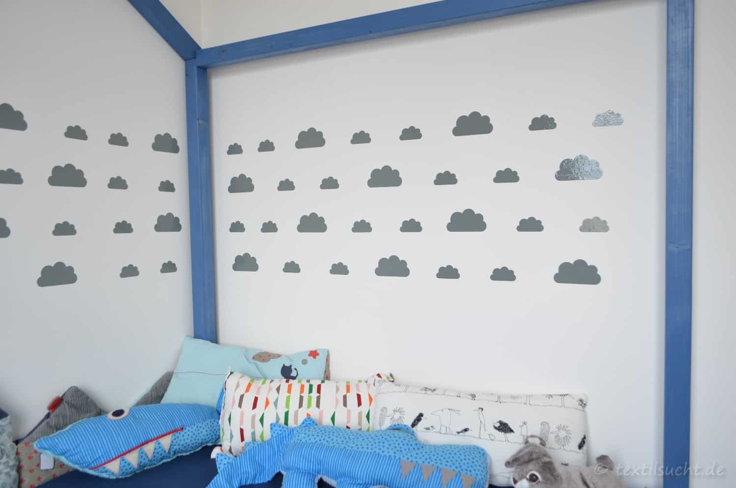 wandtattoo f r unser neues kinderzimmer textilsucht. Black Bedroom Furniture Sets. Home Design Ideas