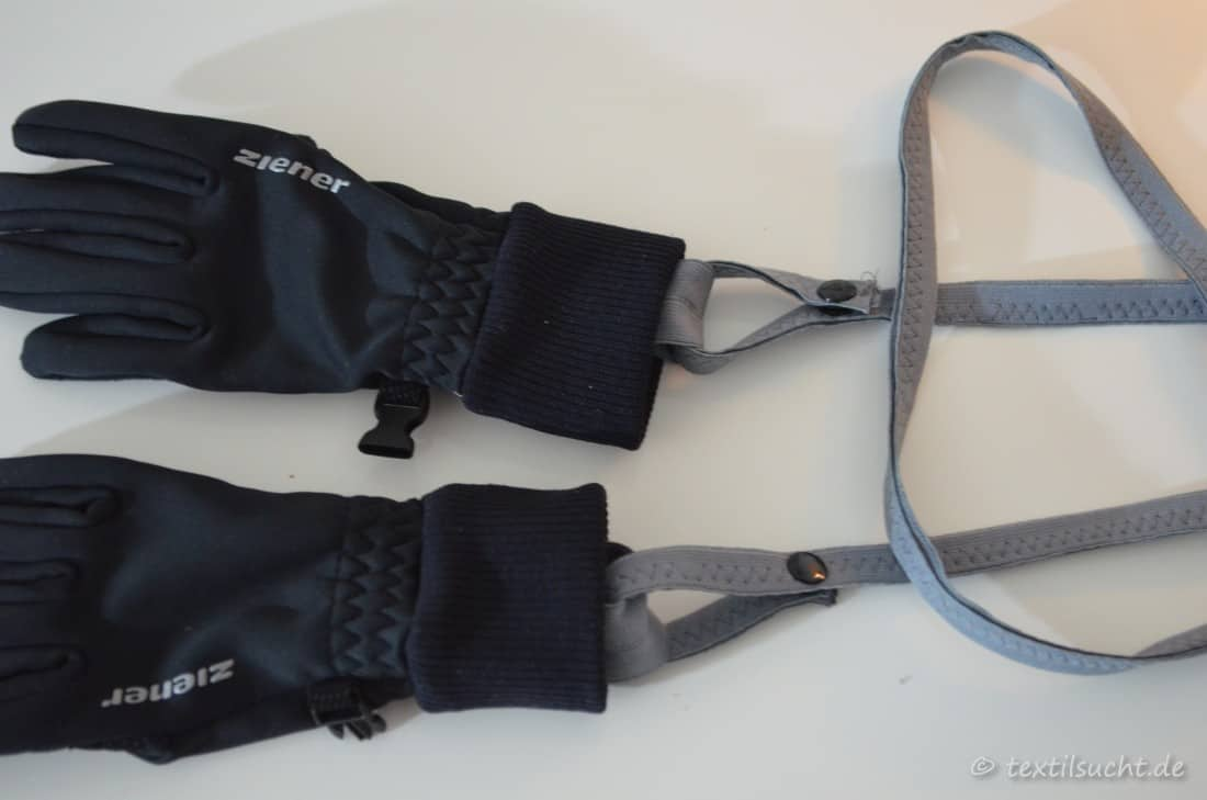 TUTORIAL: Handschuhband selber nähen