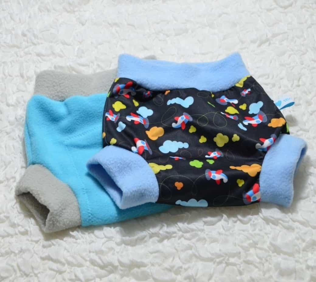 Schnittmuster Schlupfüberhose - inkl. Nähanleitung » Textilsucht®