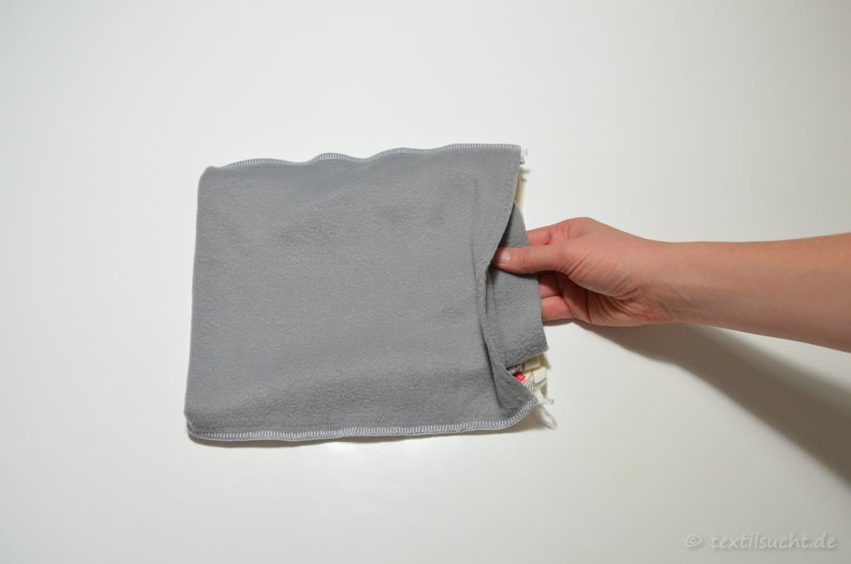Tutorial: Loopschal nähen in 15 Minuten » Textilsucht®