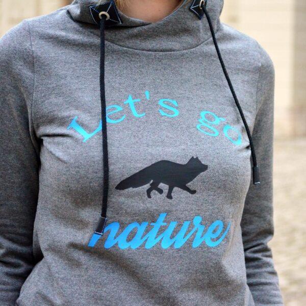 Plotterdatei Let's go nature