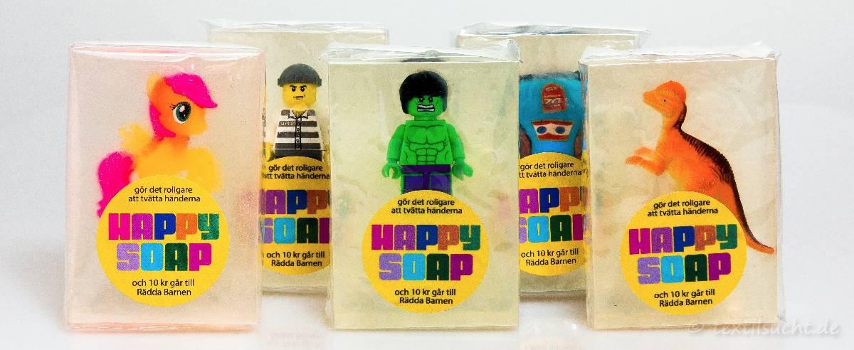 Happysoap.de - Kinderseifen die glücklich machen.