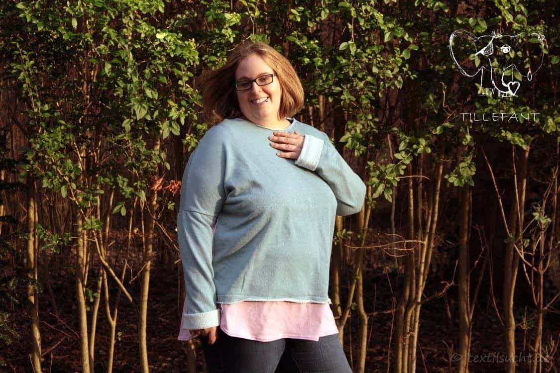 Das Textilsucht Kreativteam: Katrin Beier von tillefant