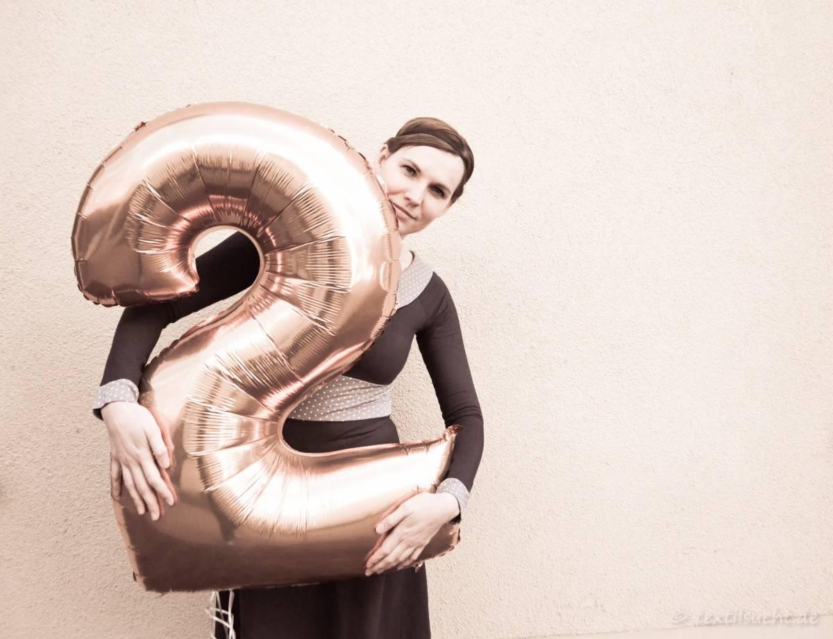 Textilsucht hat Geburtstag – 2 tolle Jahre mit euch!