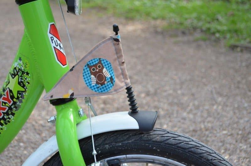 Fahrradtasche für den Gepäckträger nähen - Bild 5 | textilsucht.de