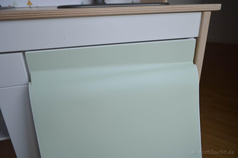 Duktig Kinderküche mit Limmaland Folien verschönern | textilsucht.de