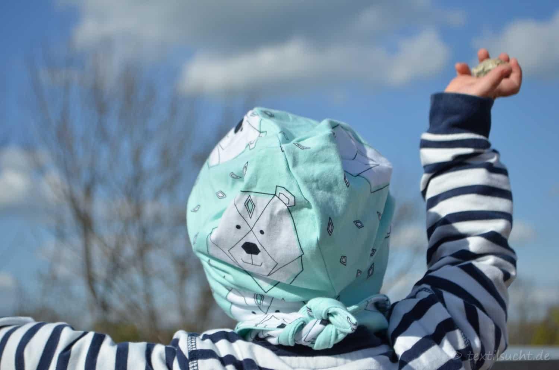 Ratzfatz Beanie Mütze (Polarbärenoutfit) | Textilsucht