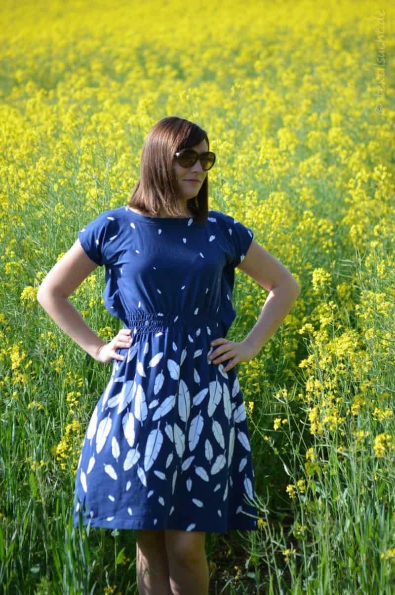 Schnittmuster Kleid Federleicht aus Volar von Lillestoff - Bild 2