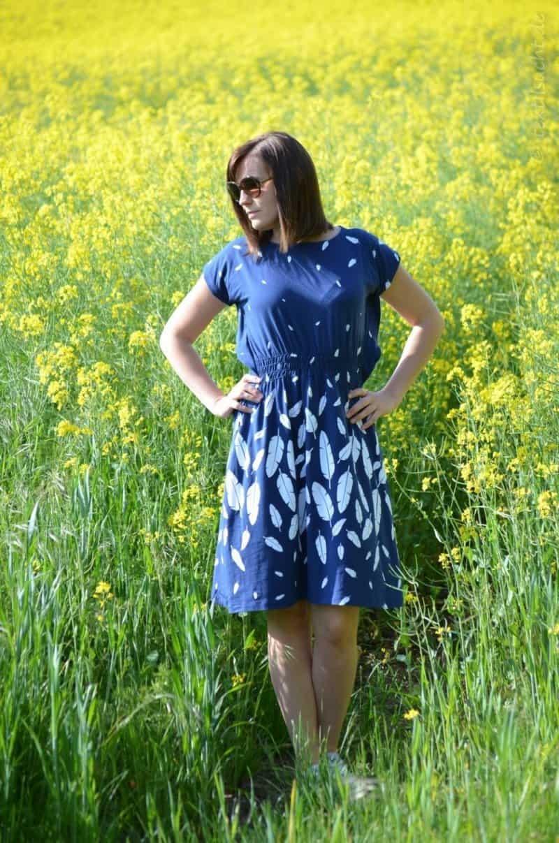 Schnittmuster Kleid Federleicht aus Volar von Lillestoff - Bild 3