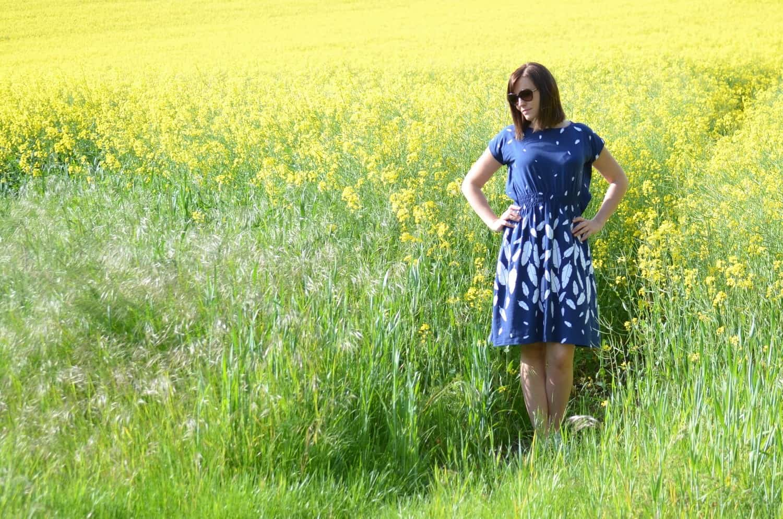 Schnittmuster Kleid Federleicht aus Volar von Lillestoff - Bild 4