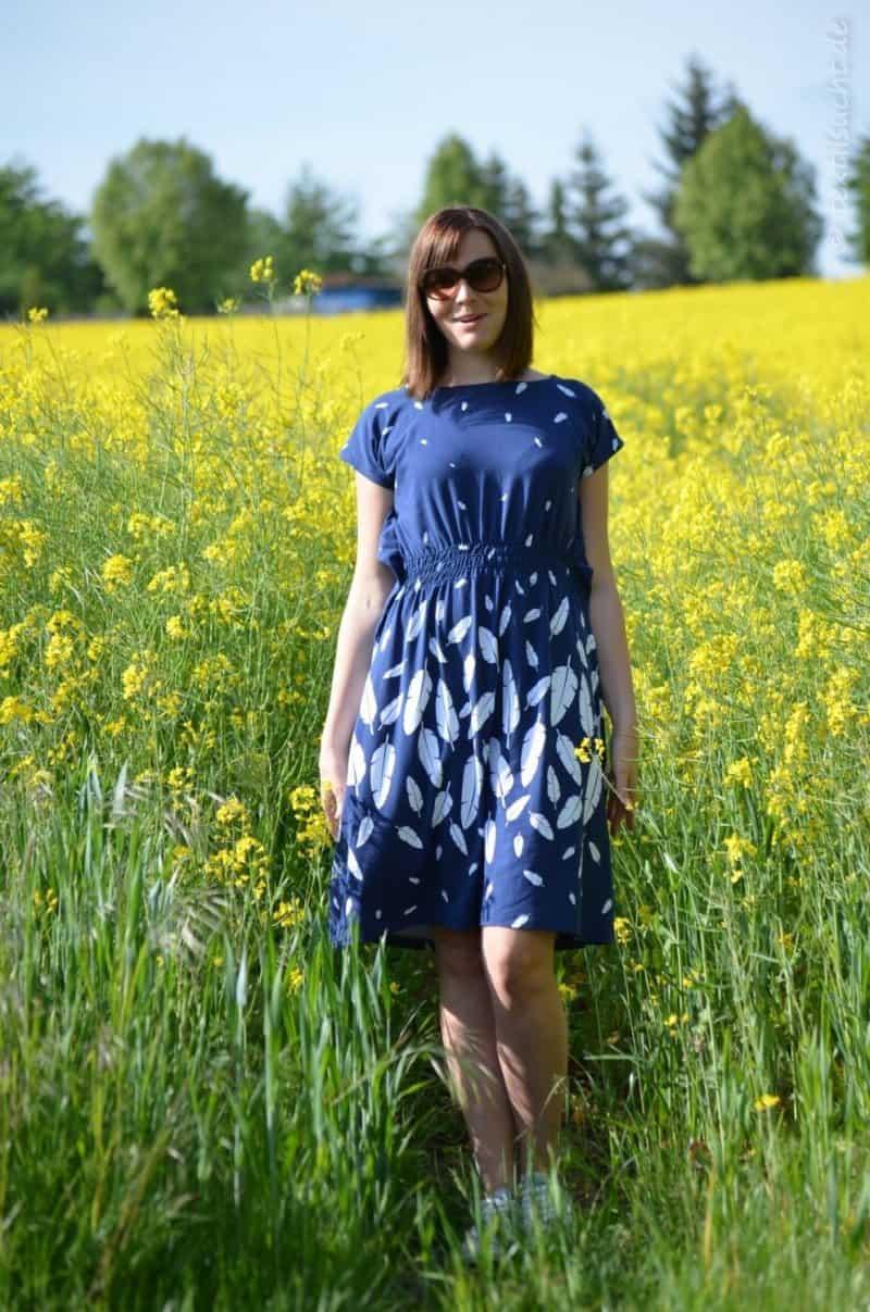 Schnittmuster Kleid Federleicht aus Volar von Lillestoff - Bild 6