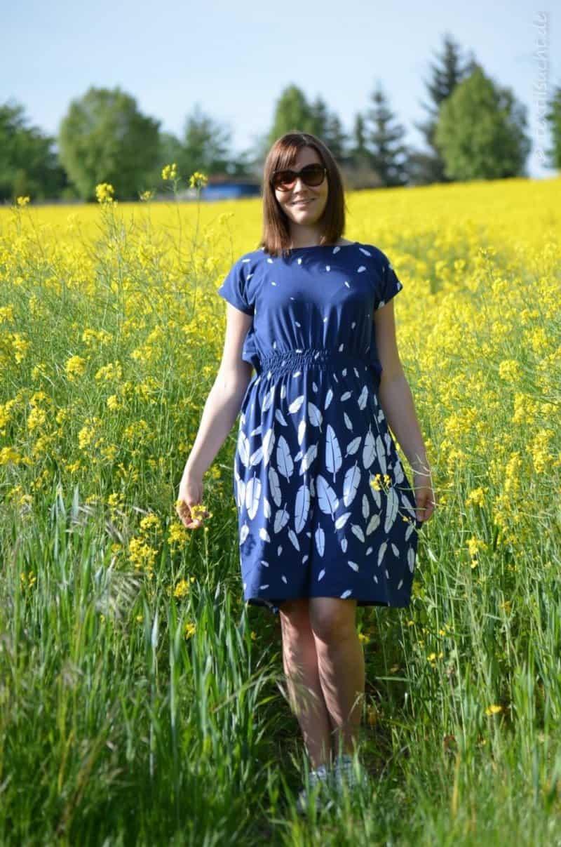 Schnittmuster Kleid Federleicht aus Volar von Lillestoff - Bild 7