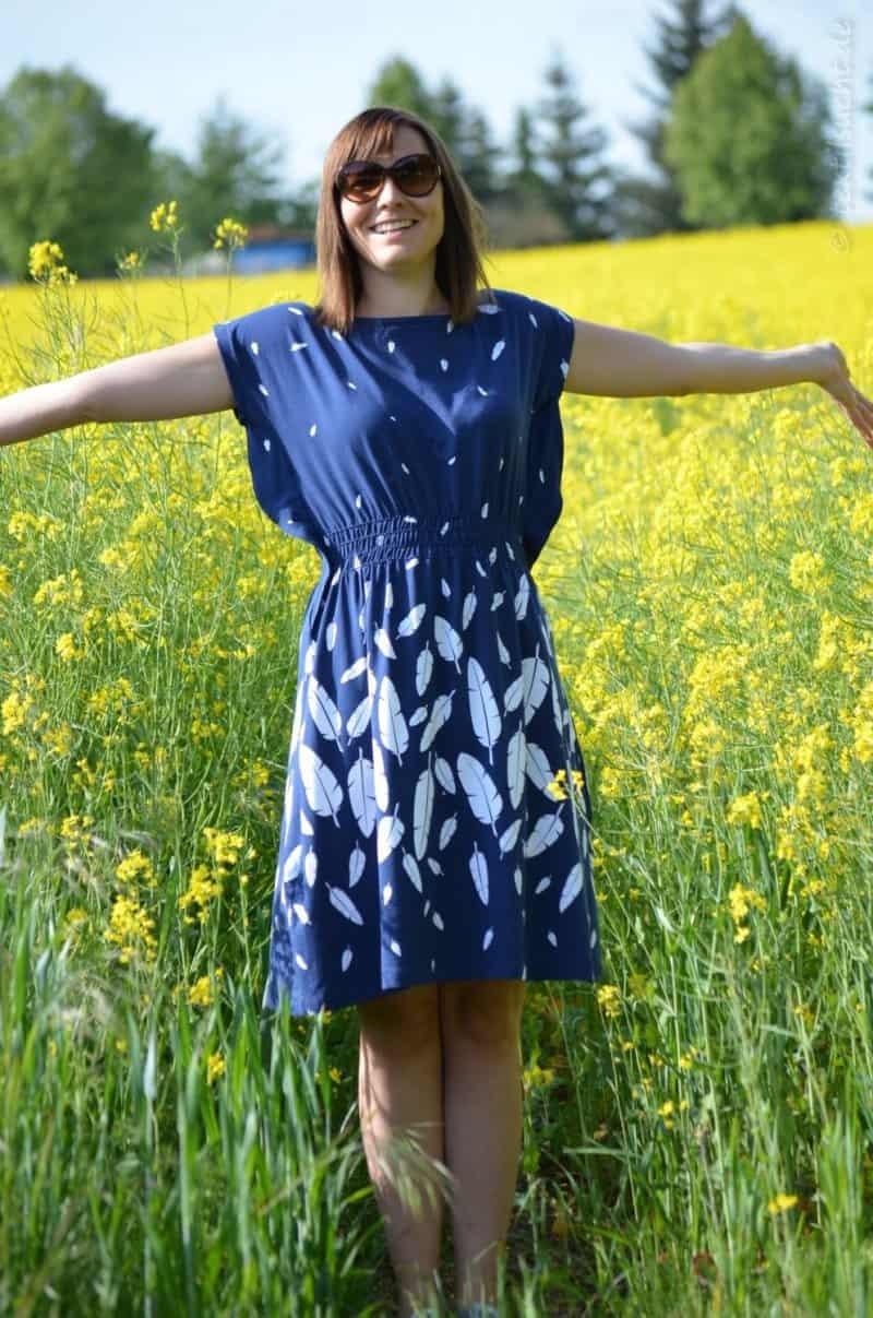 Schnittmuster Kleid Federleicht aus Volar von Lillestoff - Bild 9