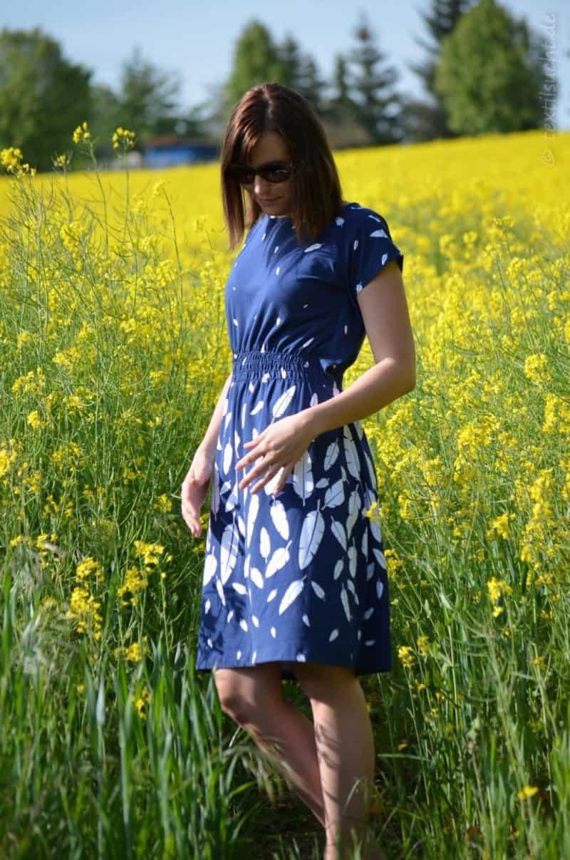 Schnittmuster Kleid Federleicht aus Volar von Lillestoff - Bild 10