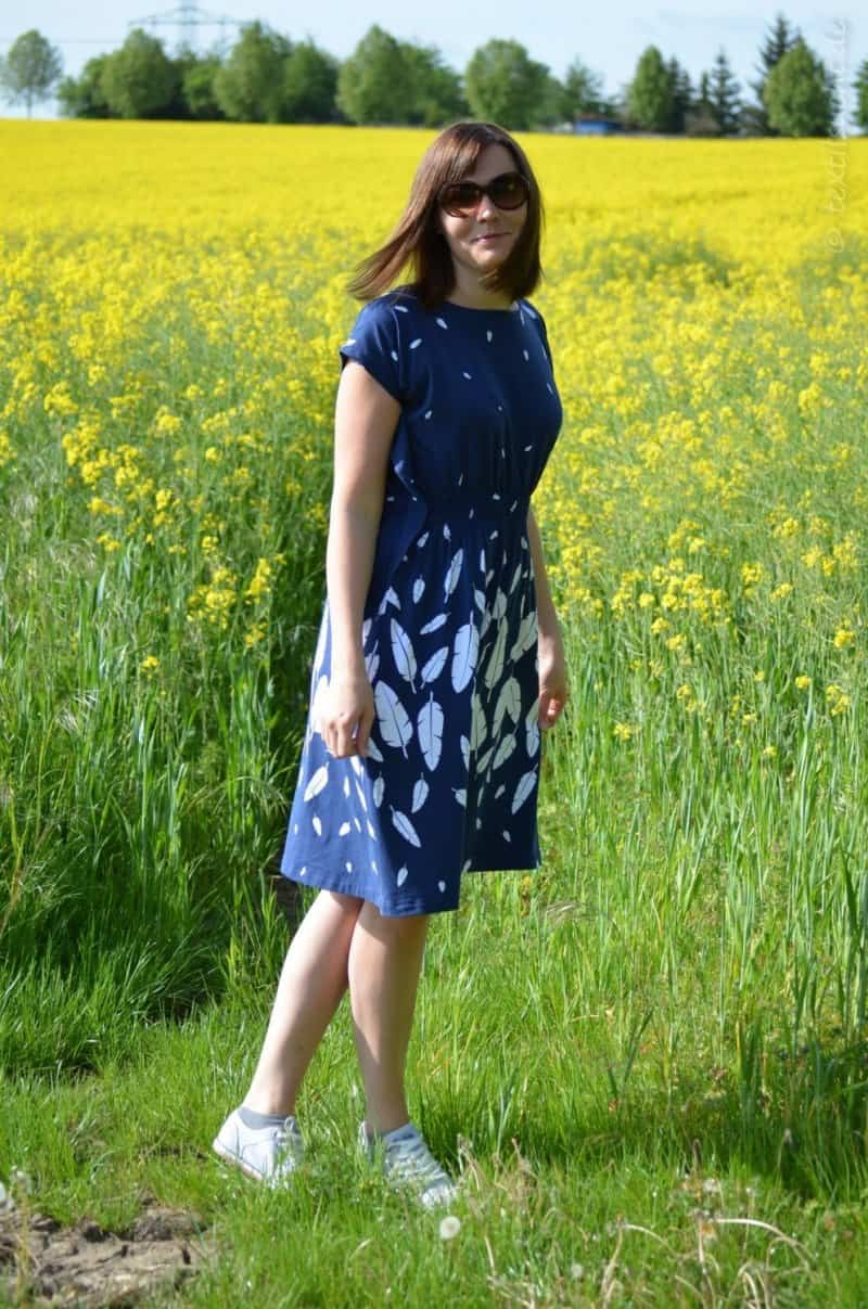 Schnittmuster Kleid Federleicht aus Volar von Lillestoff - Bild 11