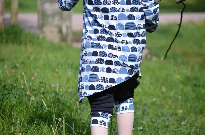 Kinderoutfit genäht von textilsucht: krumm & schief von Jojolino | Bild 4