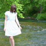 Schnittmuster Sommerkleid: Federleicht Basisschnitt