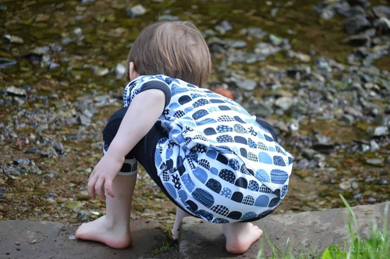 Kinderoutfit genäht von textilsucht: krumm & schief von Jojolino | Titelbild