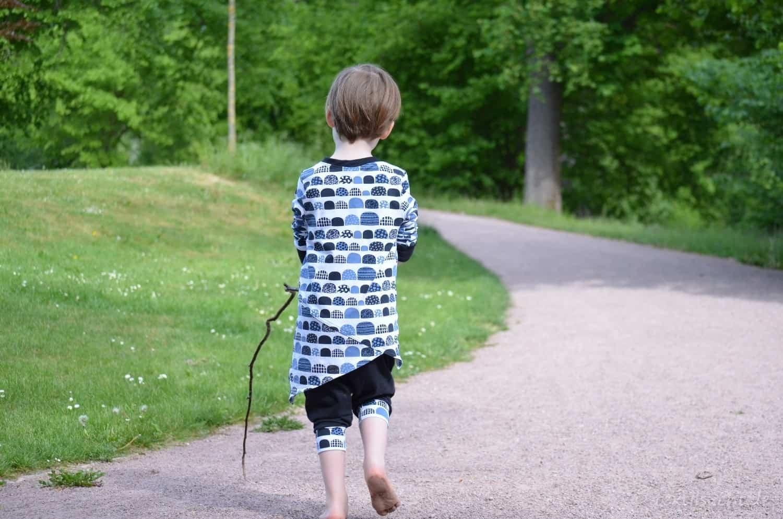Kinderoutfit genäht von textilsucht: krumm & schief von Jojolino | Bild 8