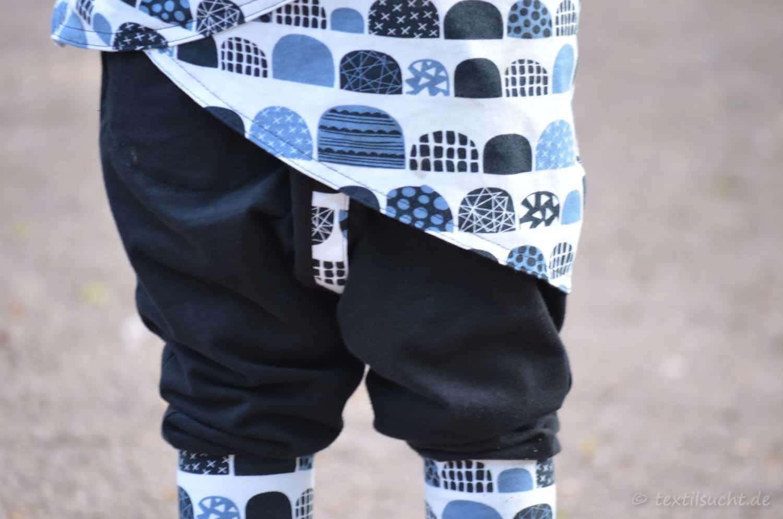 Kinderoutfit genäht von textilsucht: krumm & schief von Jojolino | Bild 9