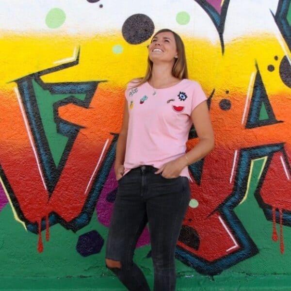 Schnittmuster Shirt Amylee als Sommershirt