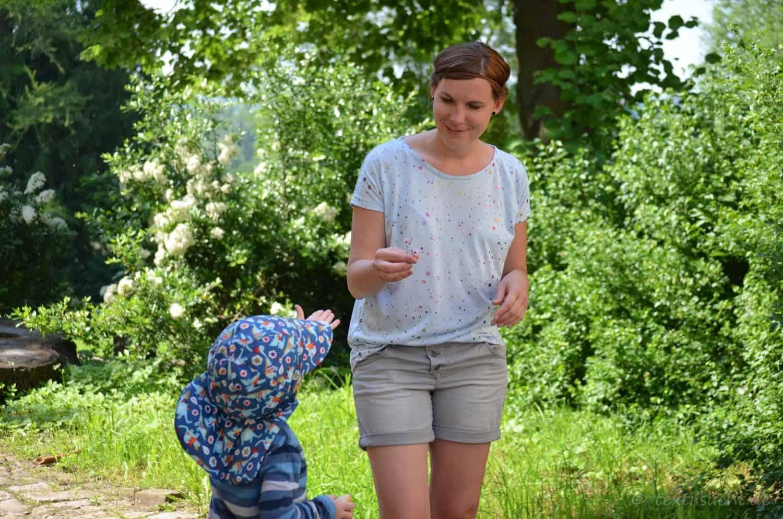 Schnittmuster Sommershirt Amylee von textilsucht - Bild 6