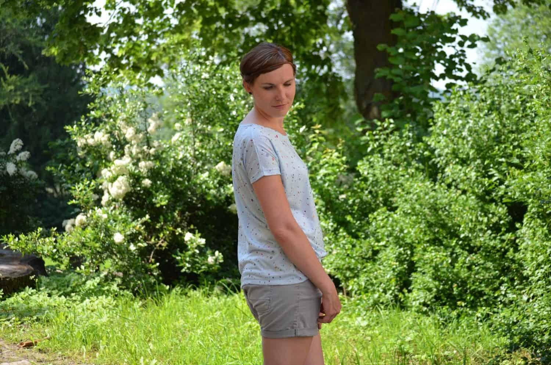Schnittmuster Sommershirt Amylee von textilsucht - Bild 2