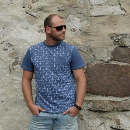 "Schnittmuster Shirt ""Rio"" für Männer - inkl. Nähanleitung - Bild 5"