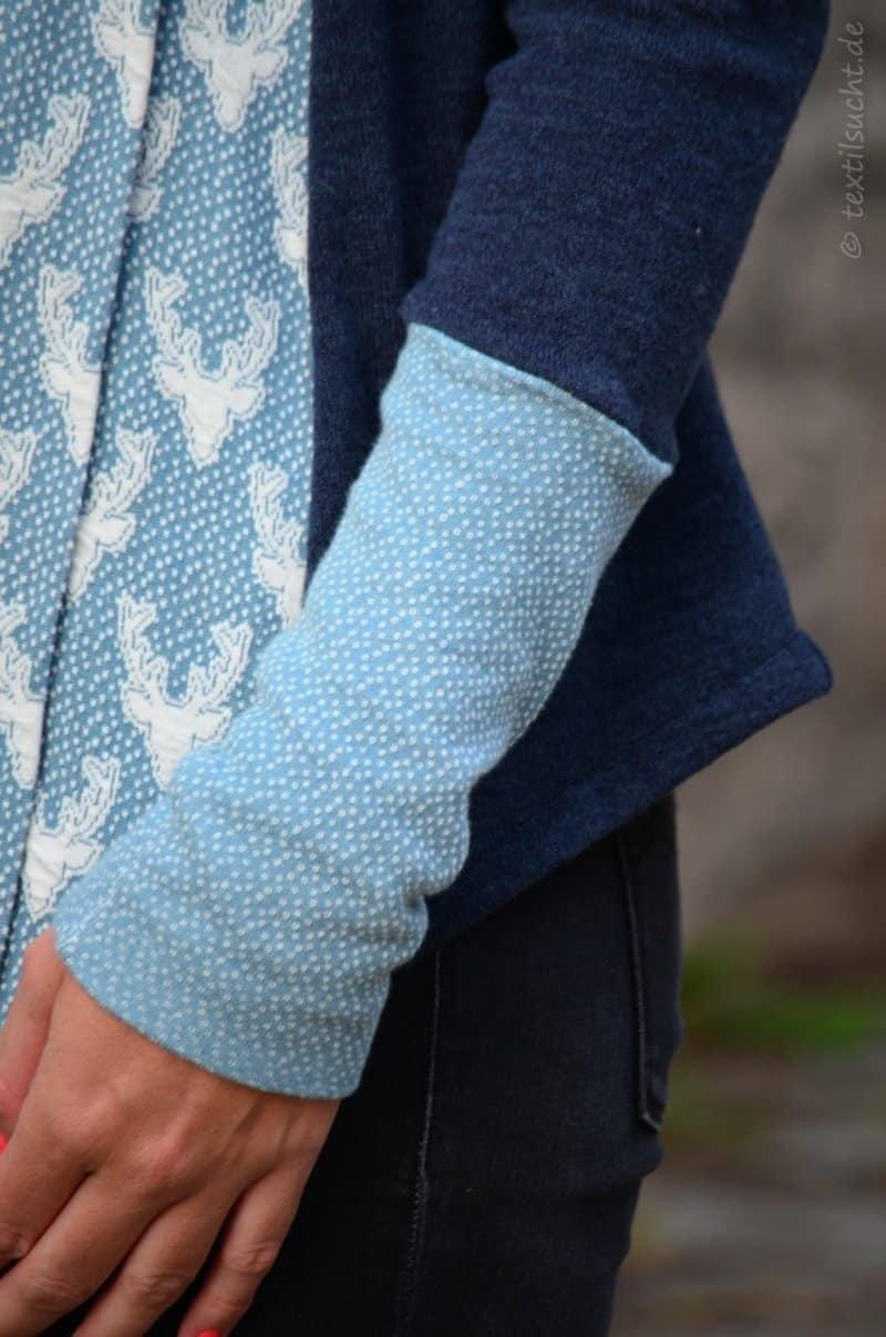 Eine Alegra Strickjacke für kühle Sommerabende - Bild 6 | textilsucht.de