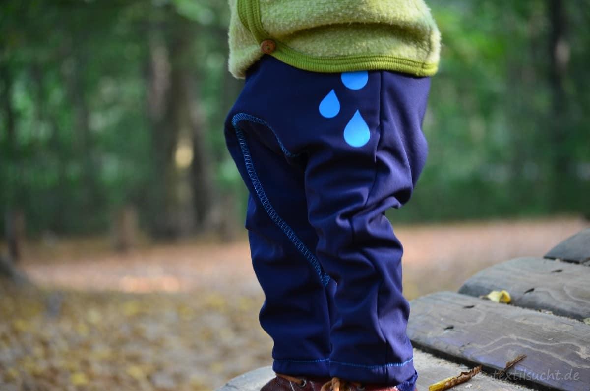 Flitz&Piep aus Softshell für kühle Herbsttage - Bild 4   textilsucht.de