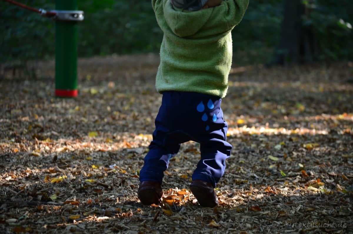 Flitz&Piep aus Softshell für kühle Herbsttage - Bild 7   textilsucht.de
