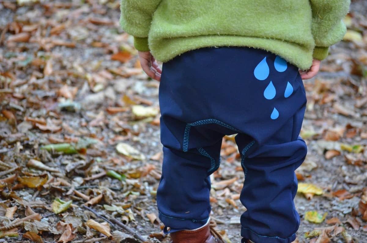 Flitz&Piep aus Softshell für kühle Herbsttage - Bild 8   textilsucht.de