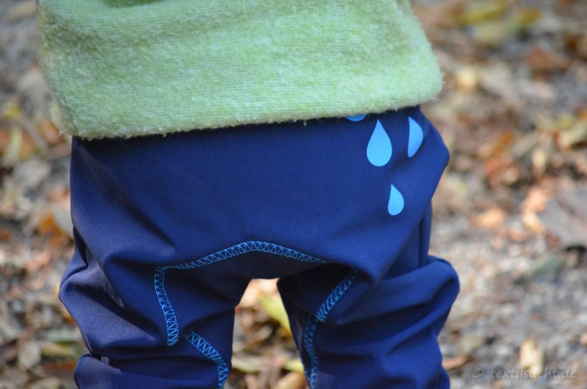 Flitz&Piep aus Softshell für kühle Herbsttage - Bild 9   textilsucht.de