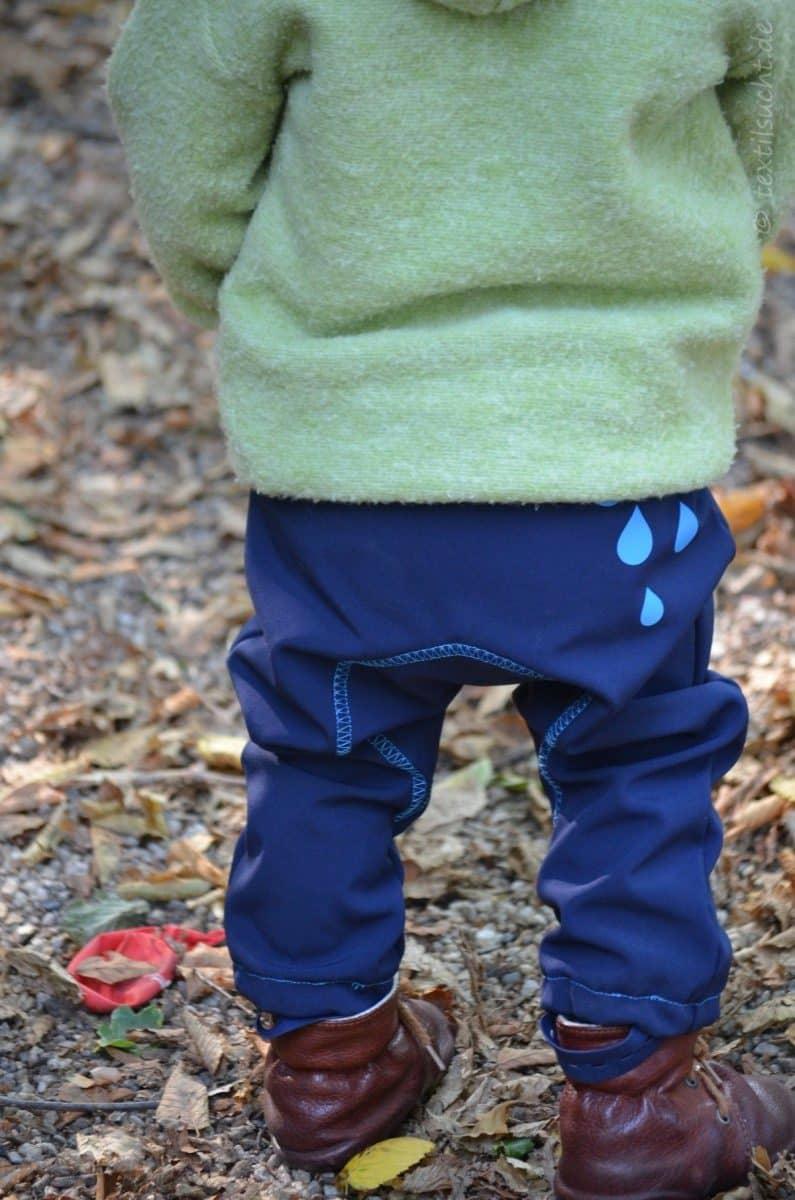 Flitz&Piep aus Softshell für kühle Herbsttage - Bild 10   textilsucht.de