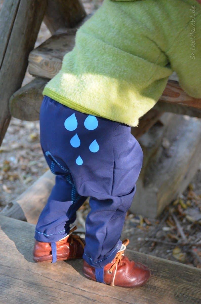 Flitz&Piep aus Softshell für kühle Herbsttage - Bild 11   textilsucht.de