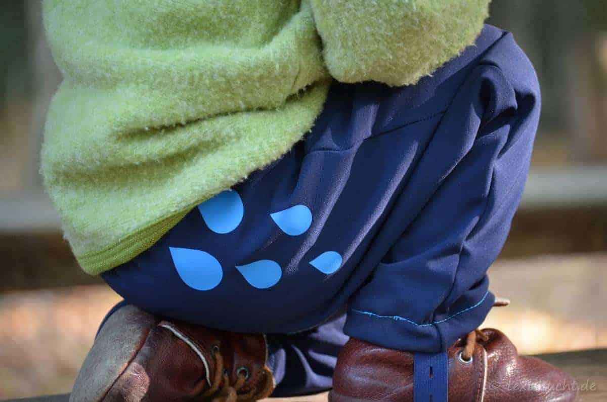 Flitze&Piep aus Softshell für kühle Herbsttage