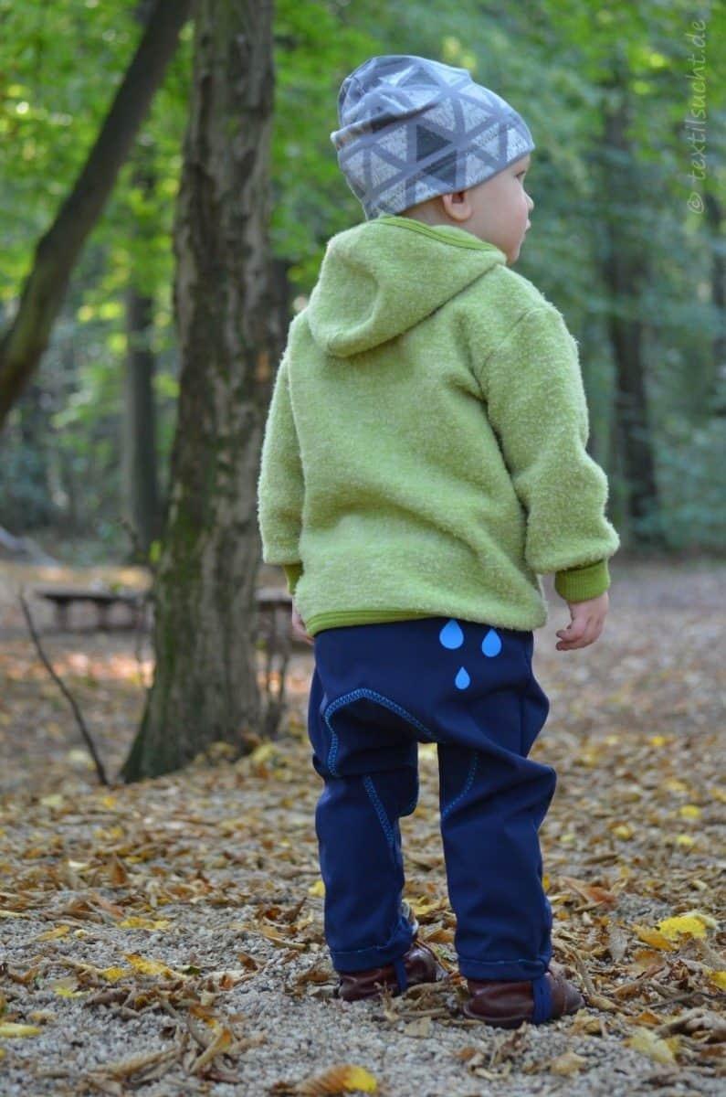 Flitz&Piep aus Softshell für kühle Herbsttage - Bild 1   textilsucht.de
