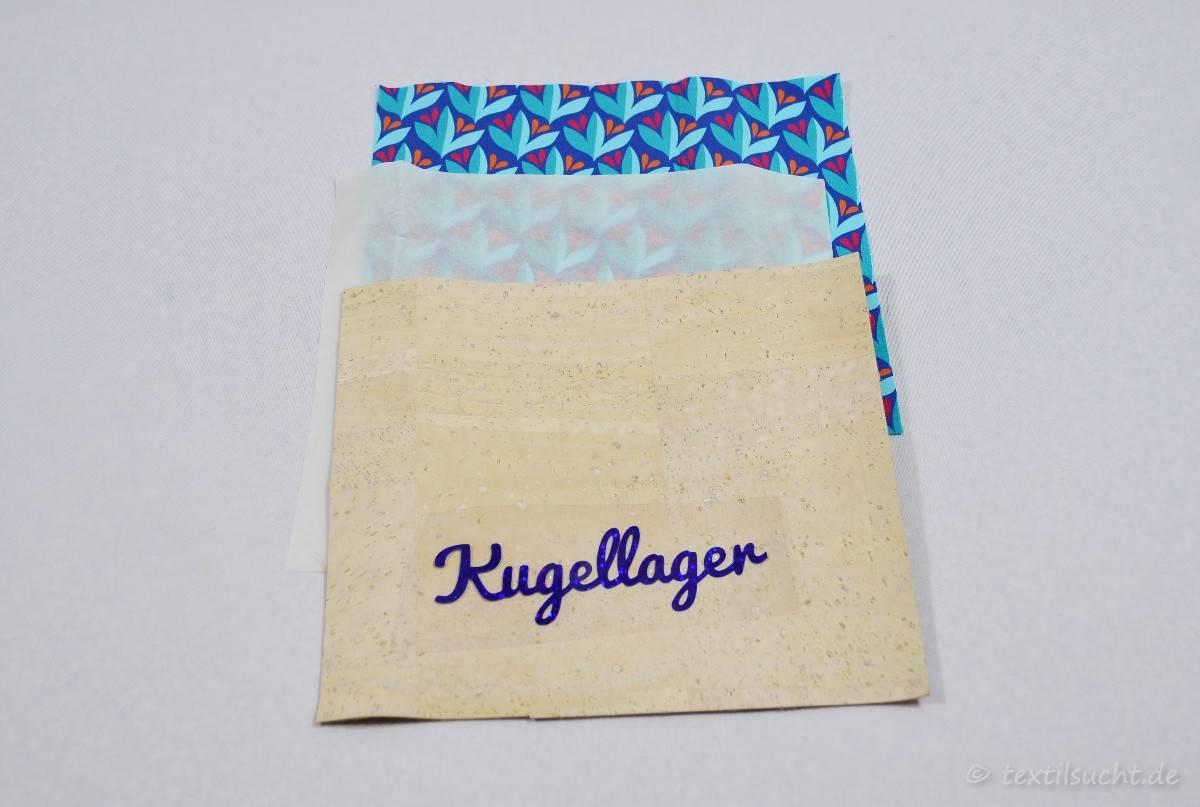 Nähanleitung für eine selbstgenähte Globulitasche - Schritt 1 | Textilsucht.de