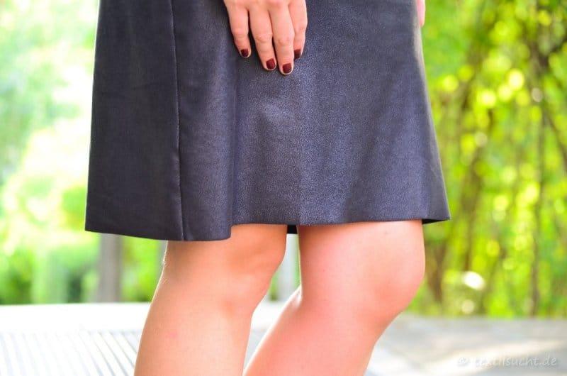 Und noch ein Kleid von Textilsucht: Kleid Florenz - Bild 4