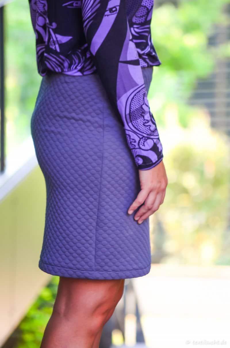 Ein Schnittmuster - drei Varianten: Mein neues Kleid Florenz - Bild 7 | textilsucht.de