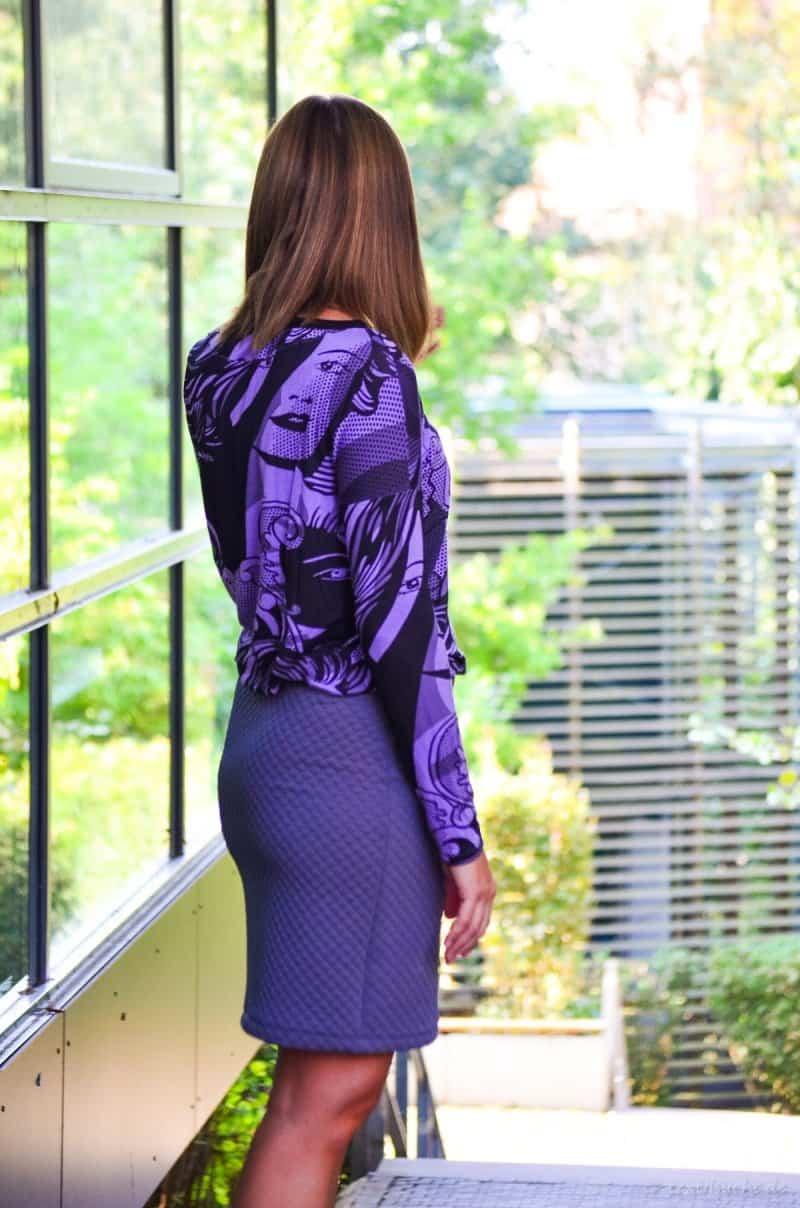 Ein Schnittmuster - drei Varianten: Mein neues Kleid Florenz - Bild 6 | textilsucht.de