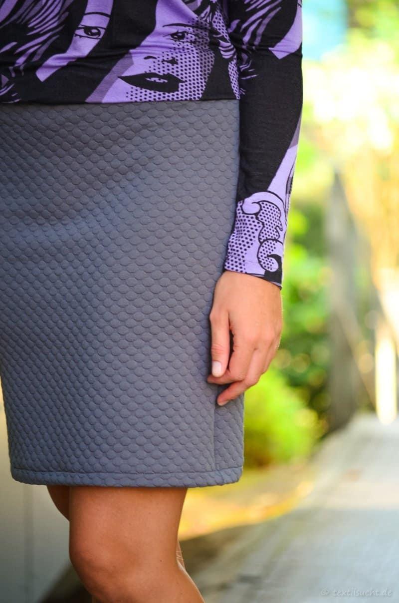Ein Schnittmuster - drei Varianten: Mein neues Kleid Florenz - Bild 8 | textilsucht.de