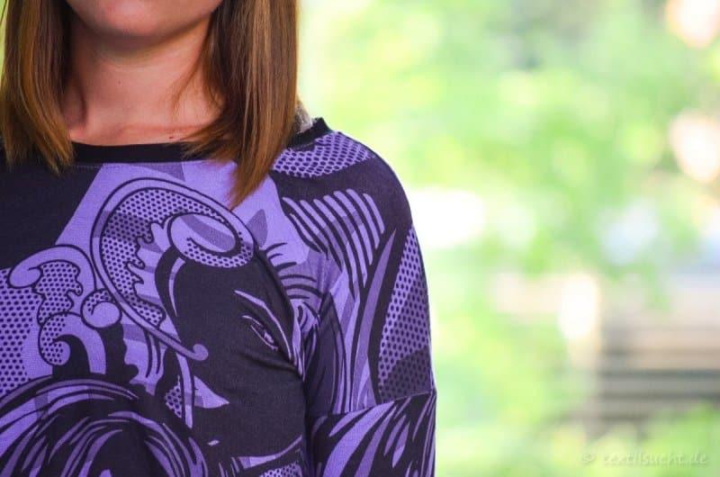 Ein Schnittmuster - drei Varianten: Mein neues Kleid Florenz - Bild 4 | textilsucht.de