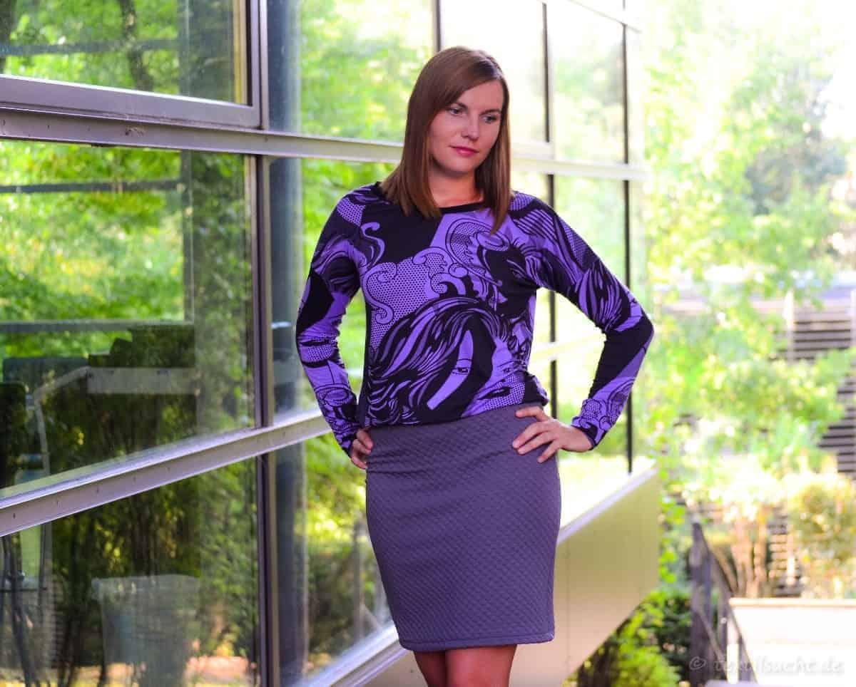 Ein Schnitt – drei Varianten: Mein neues Kleid Florenz