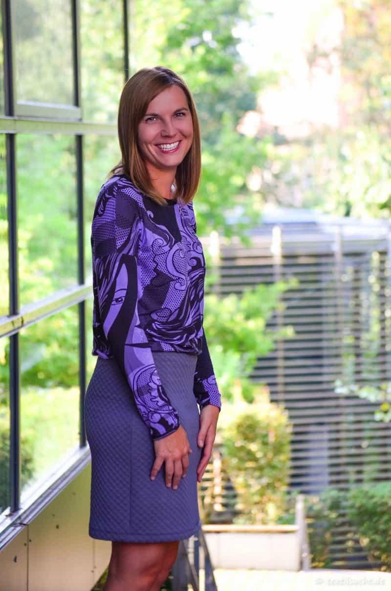 Ein Schnittmuster - drei Varianten: Mein neues Kleid Florenz - Bild 5 | textilsucht.de