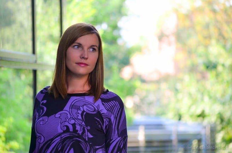 Ein Schnittmuster - drei Varianten: Mein neues Kleid Florenz - Bild 1 | textilsucht.de