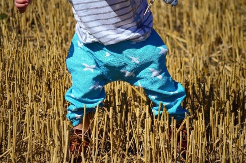 Probenähen Kinderhose Flitze & Piep - Bild 9| textilsucht.de